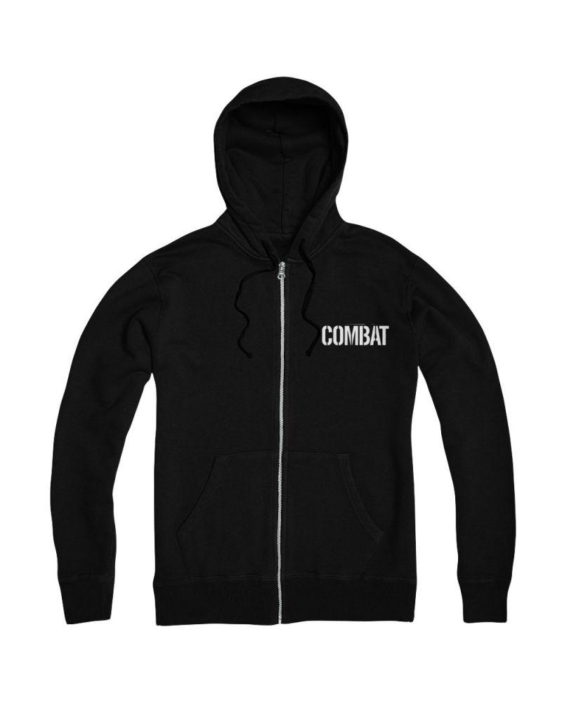 COMBAT ZIP BLACK