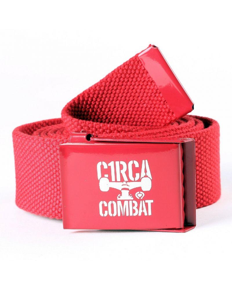 COMBAT BELT RED