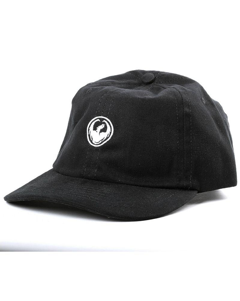 TRADEMARK DAD HAT BLACK