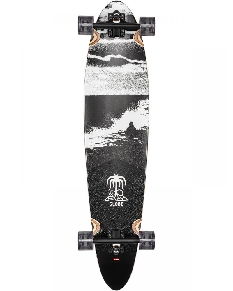 40 Pinner Classic Coconut/Black Tide