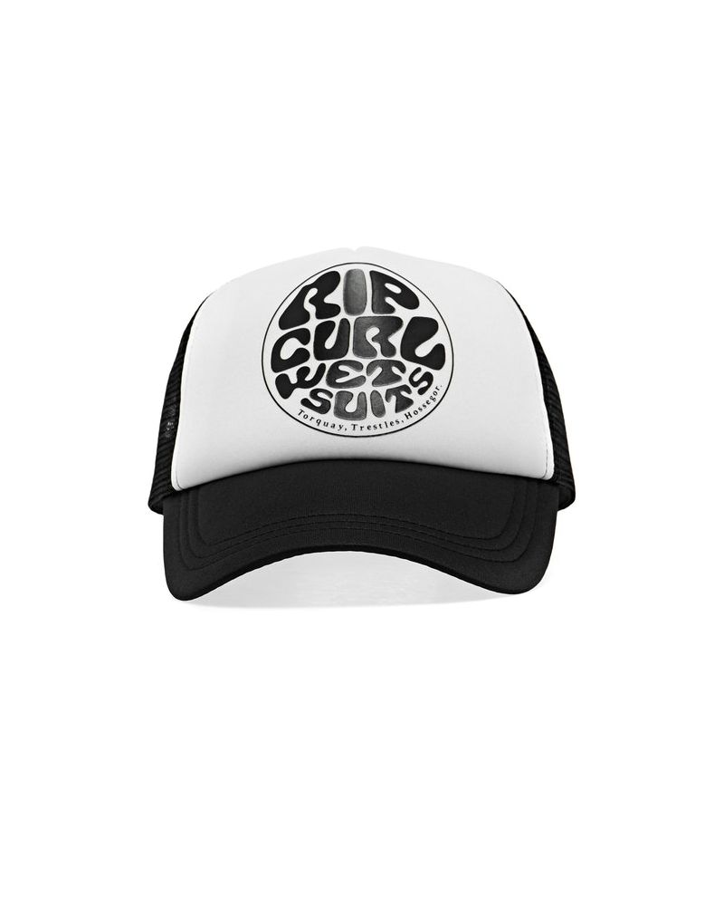 WETTIE TRUCKA CAP BLACK