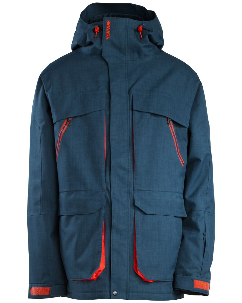 BORDERLINE INSULATED JACKET - Space