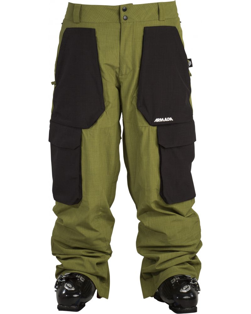 Harlaut Insulated Pant - Cedar