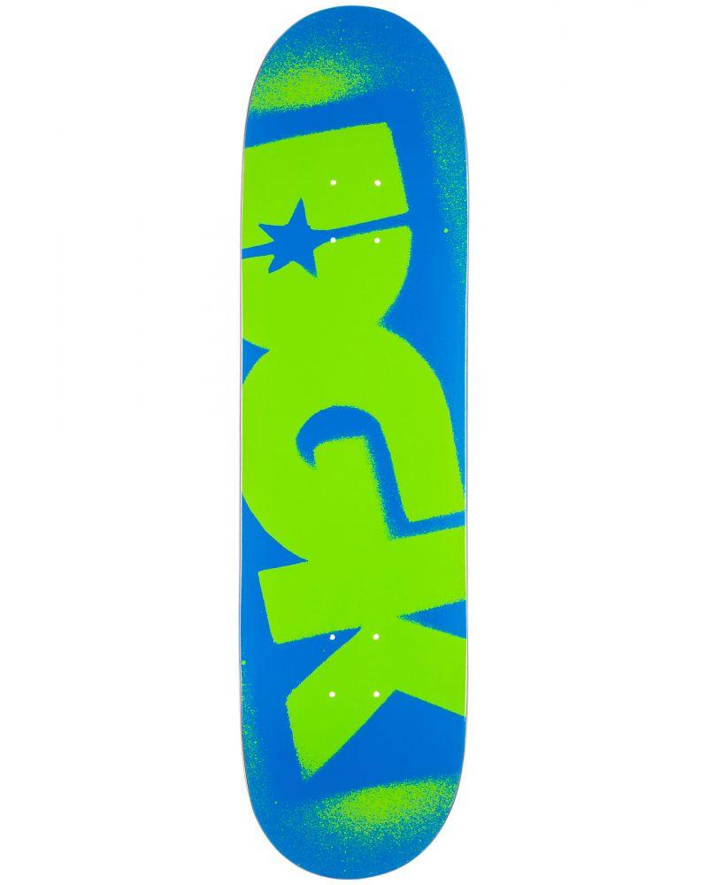 8.38 TEAM OG LOGO DECK BLUE/GREEN