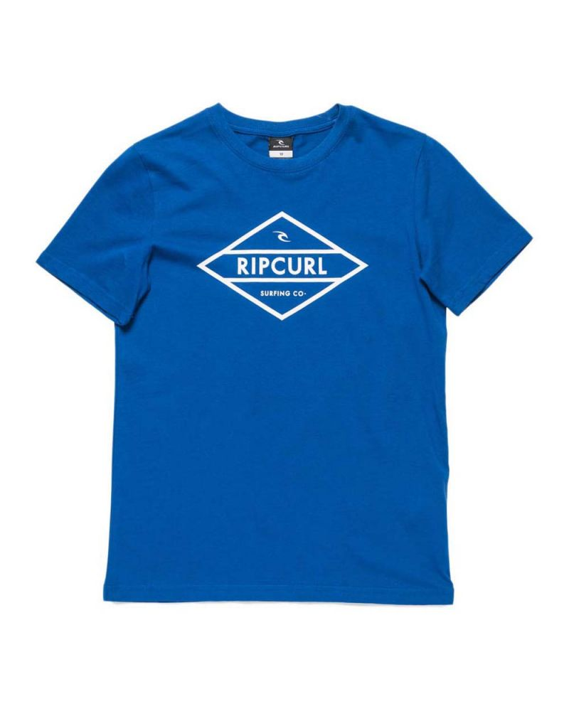 CORPO SS TEE TRUE BLUE Детска тениска