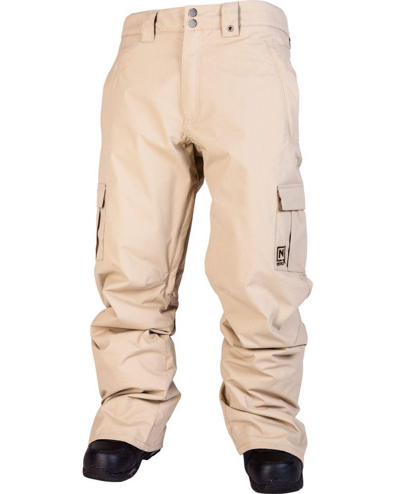 Nitro Decline Snowboard Pants - Khaki