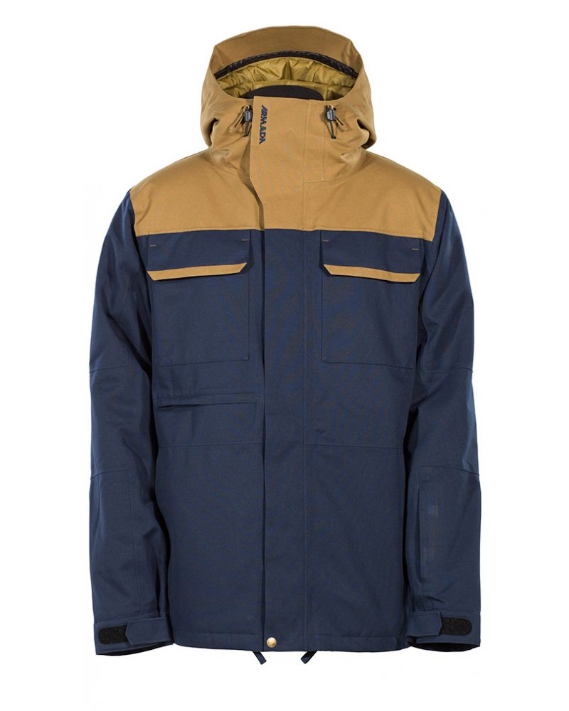 PROSPECT INSULATED JACKET - Navy