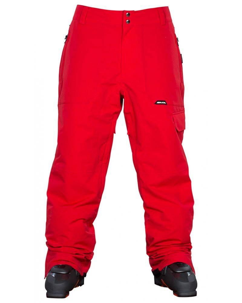 NELWAY INSULATED PANT - RED