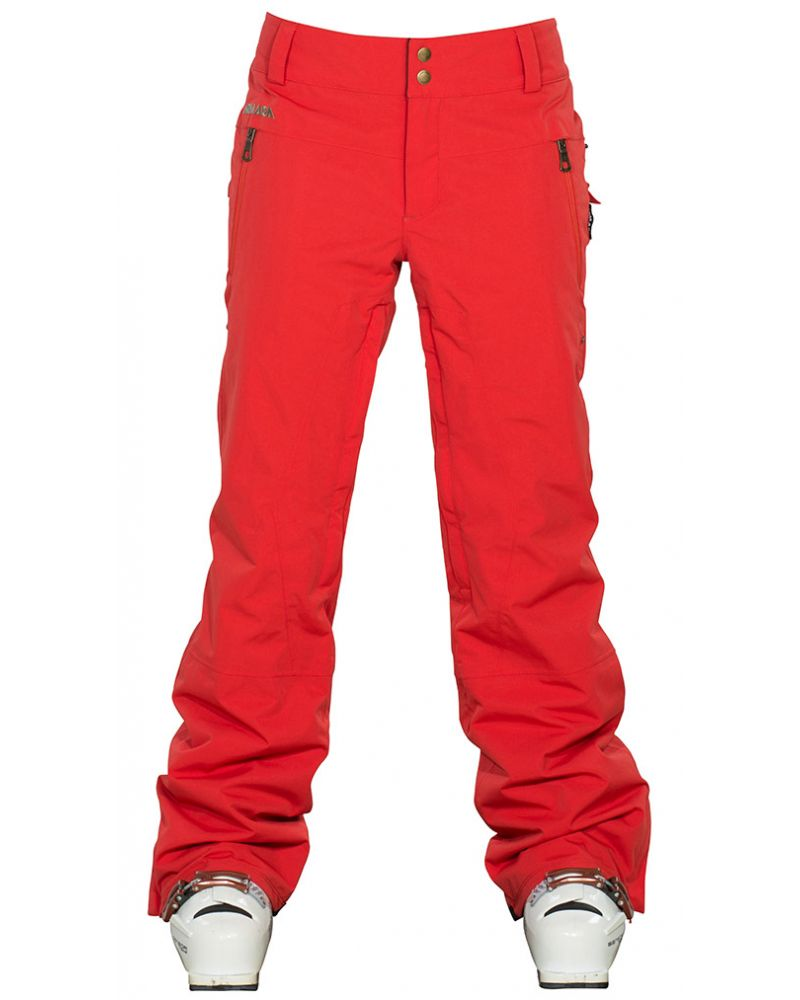 SYNTH INSULATED PANT - POPPY