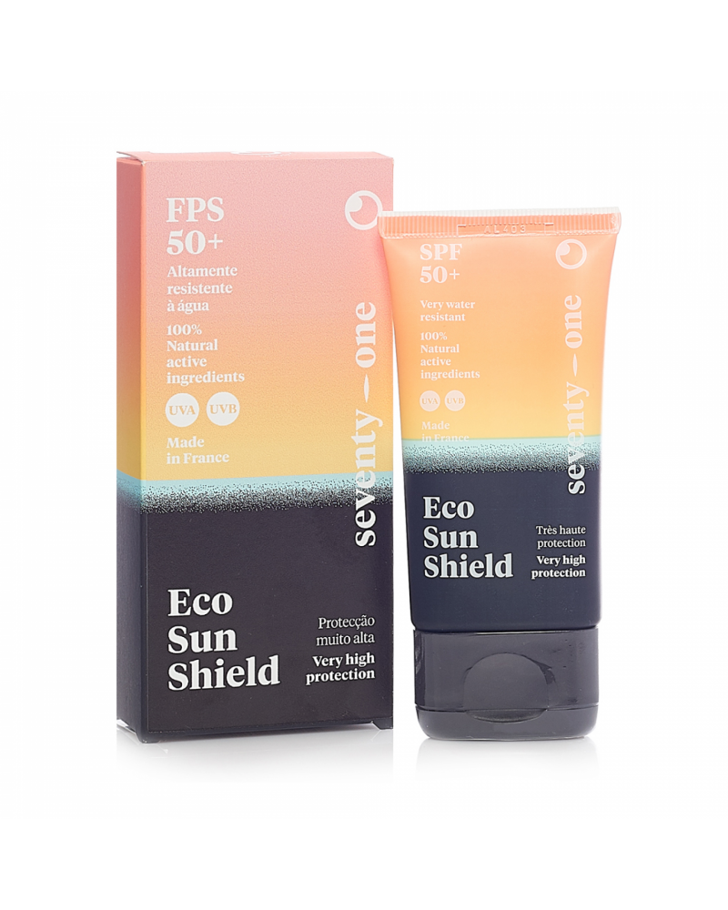 Eco Sun Shield 50+ SPF 50 ml - 100% Mineral filters