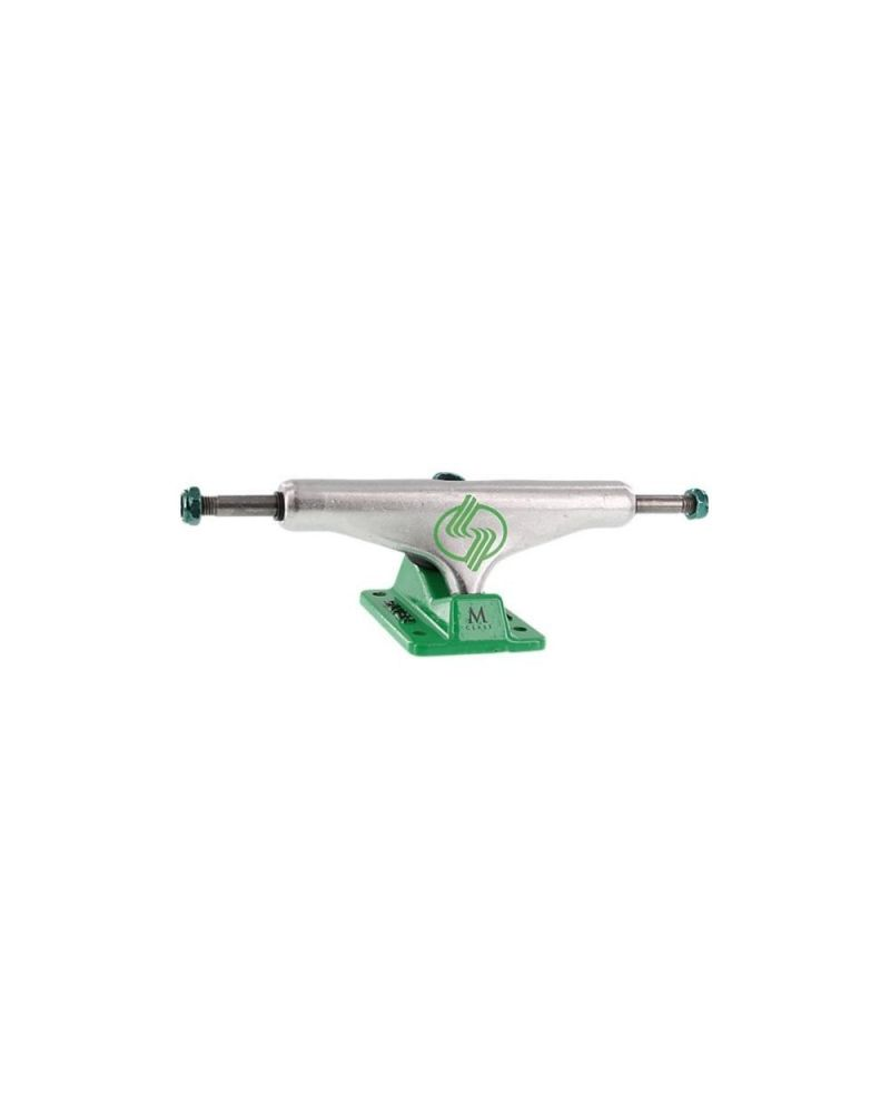 8 SILVER M-CLS HOLLOW TRUCK RAW/GREEN