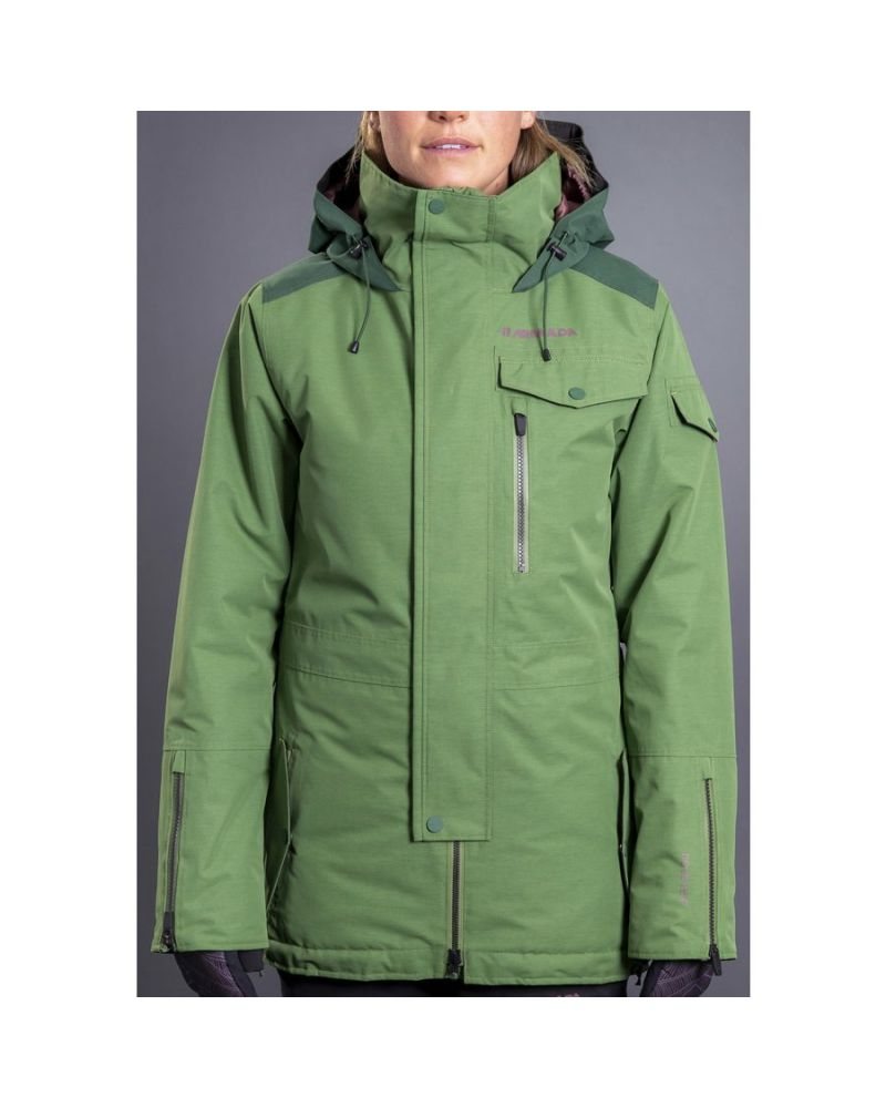 Kana GTX Insulated Jacket Sage