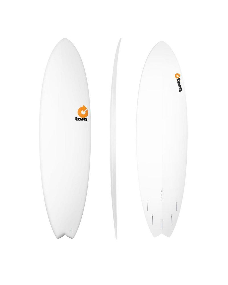 Surfboard TORQ Epoxy TET 7.2