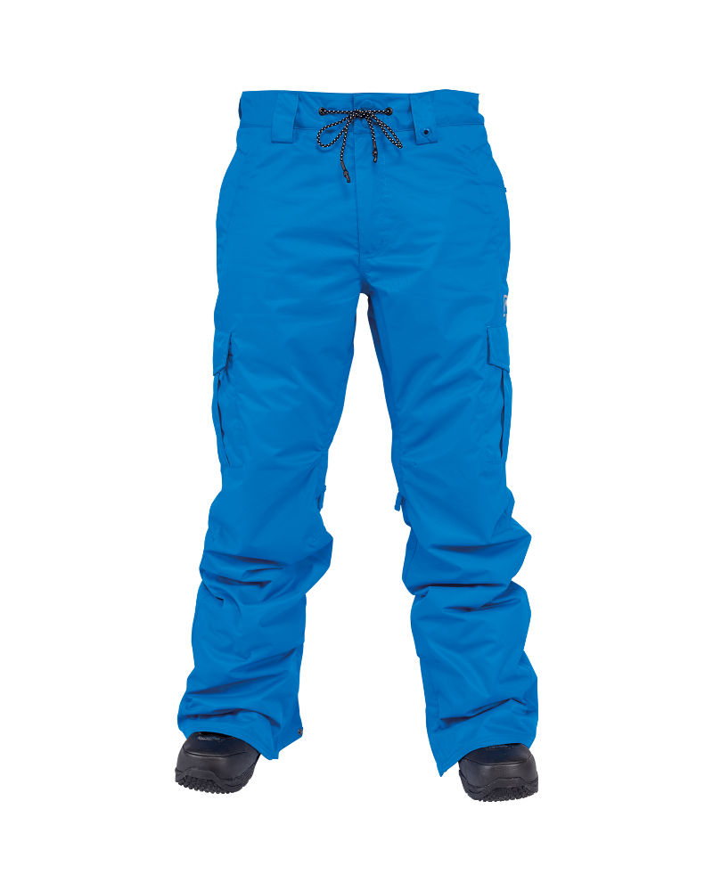 NITRO DECLINE MENS PANT - Electric Blue