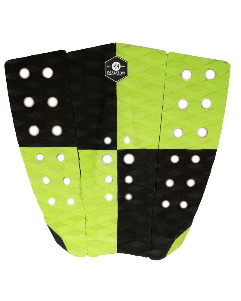 Footpad Deck Grip KARVE  Lime