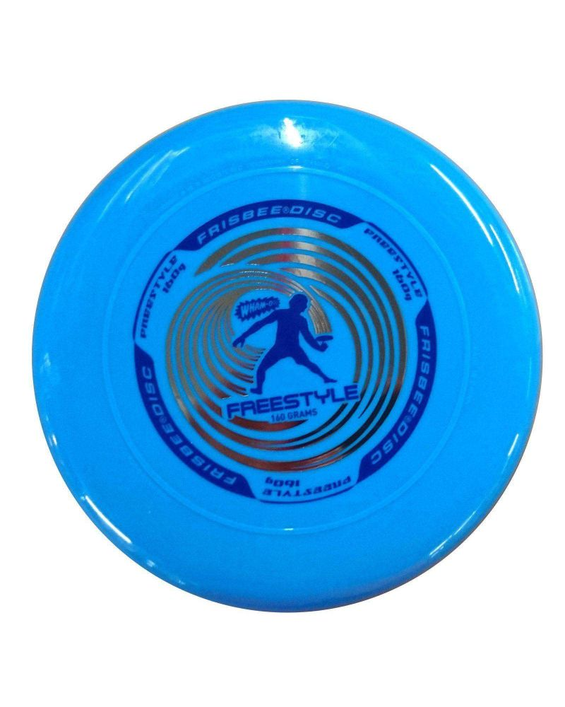 FRISBEE Flying Disc Freestyle blue