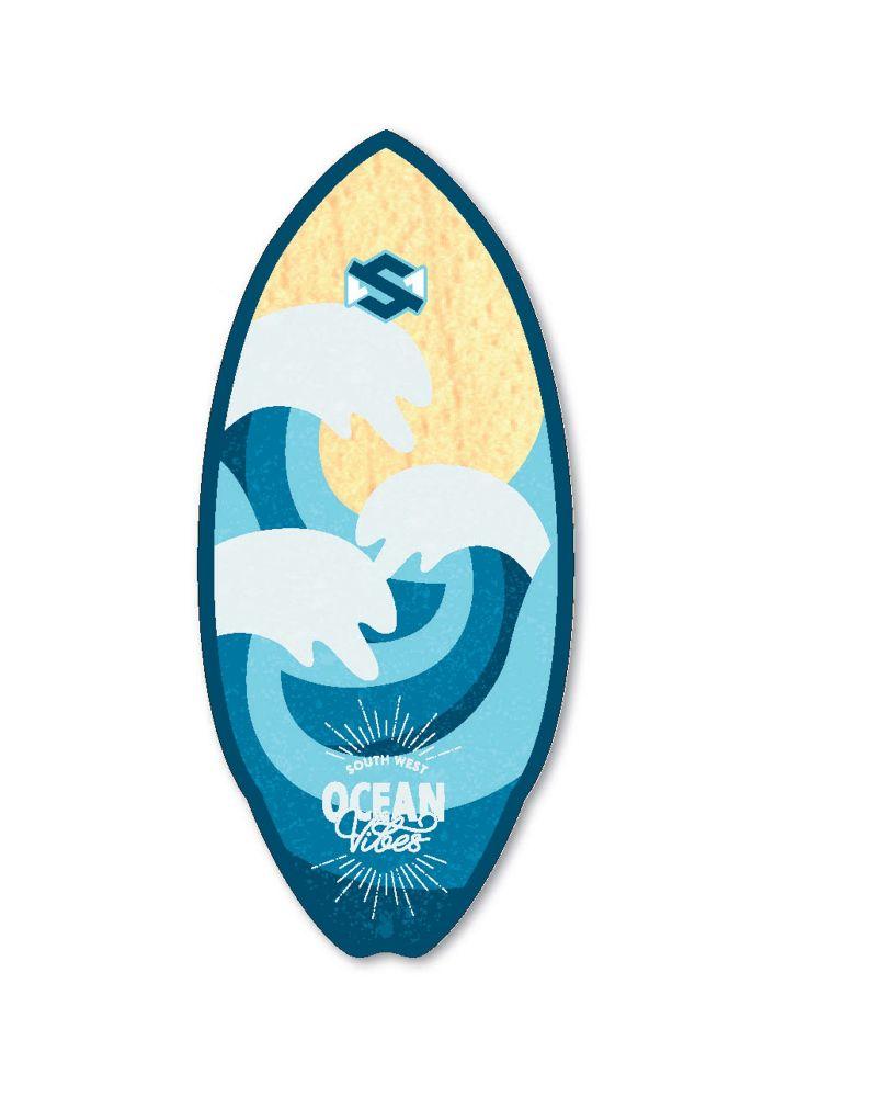 Fiberwood Ocean Vibes
