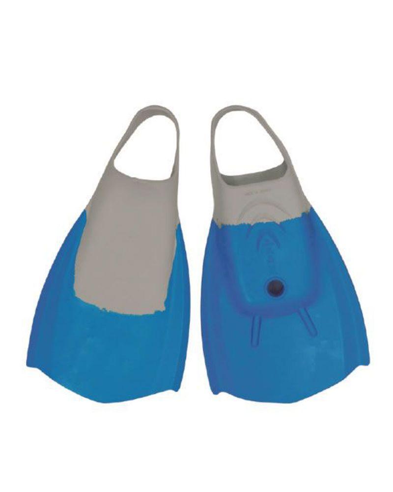 Bodyboard Fins Blue grey