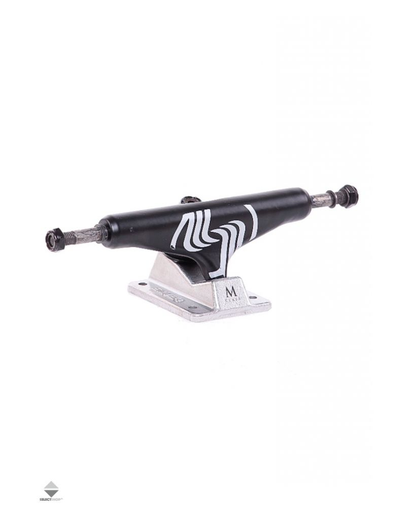 8.25 SILVER M-CLS HOLLOW TRUCK BLACK