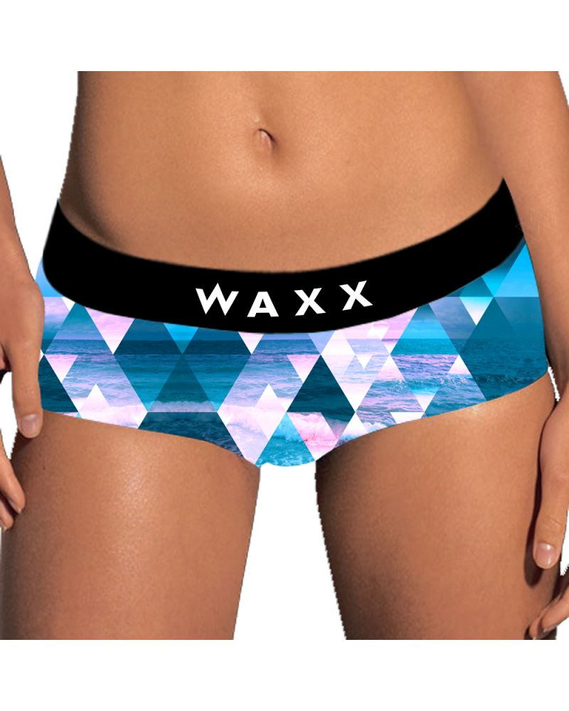 WAXX LADY SHORTS - Illusion