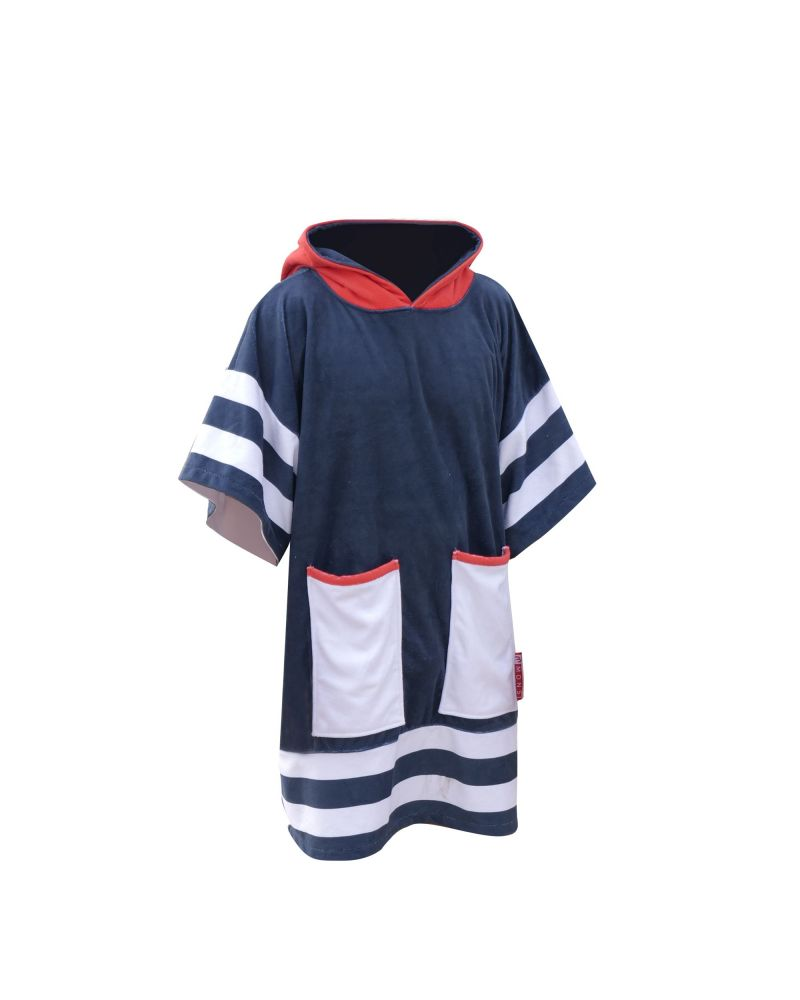 Change Robe Poncho Mariner
