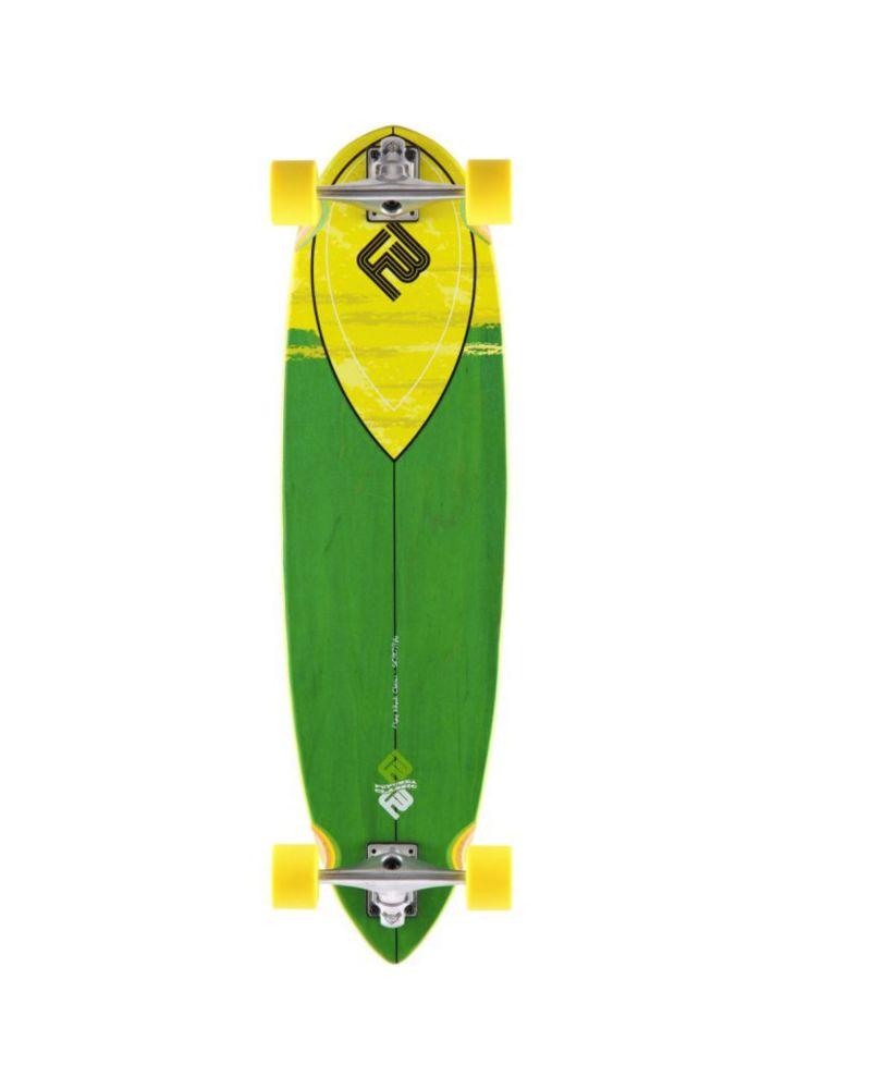 "36"" Surfskateboard Pupukea Capitol Surf Truck"
