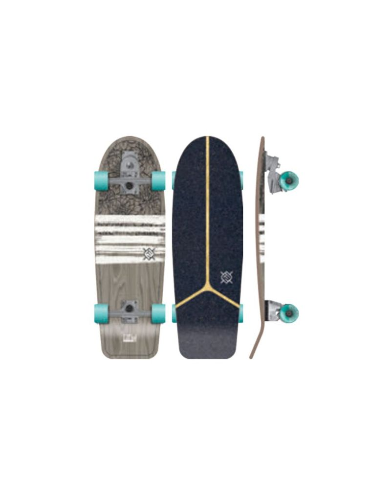 30 Surf Skateboard Lombard LOTUS
