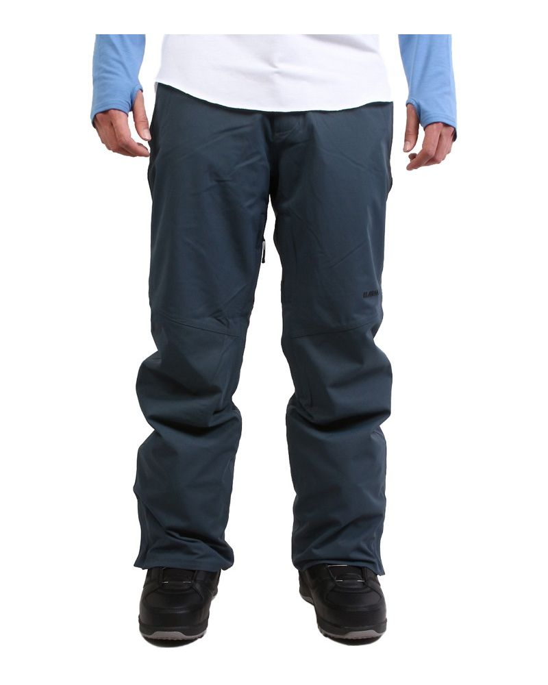 GATEWAY PANT Warm Grey