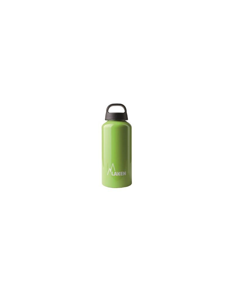 CLASSIC ALUMINIUM BOTTLE31-VM - Green Apple 0.6 L