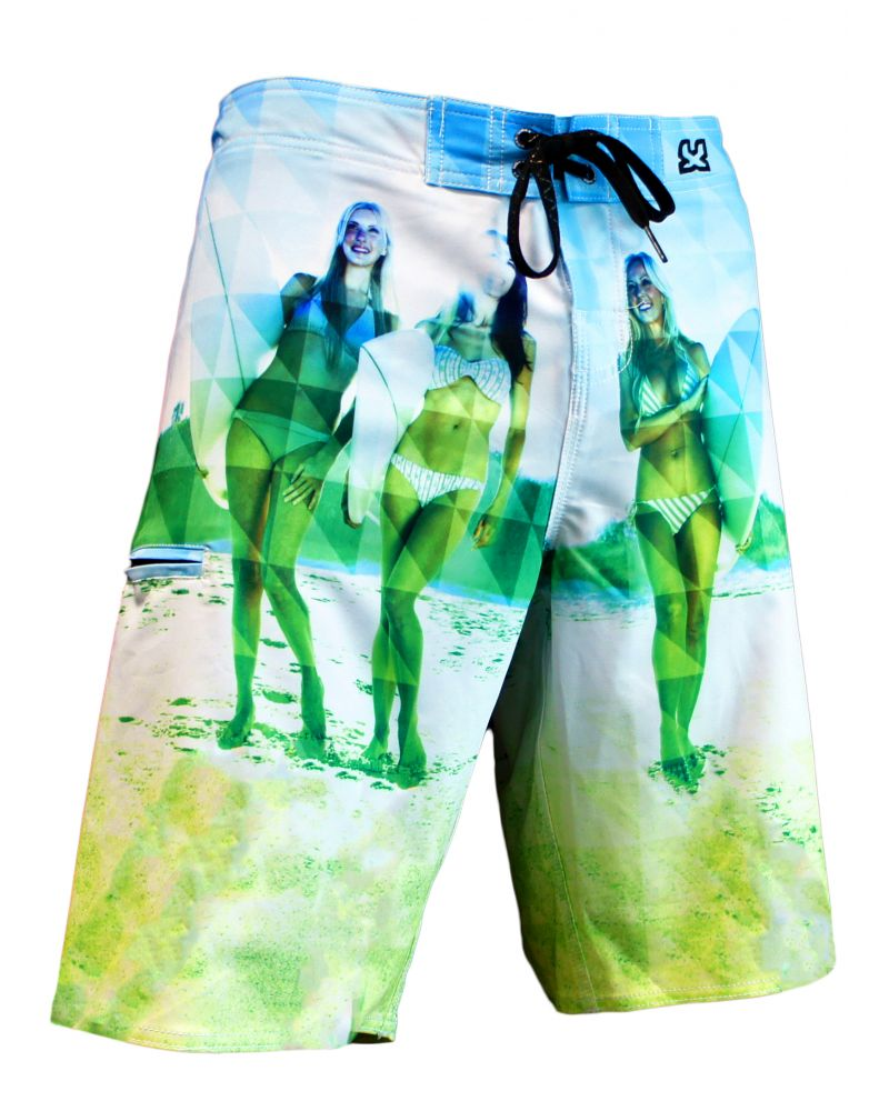 CARRIBEAN - Men's Surf Short