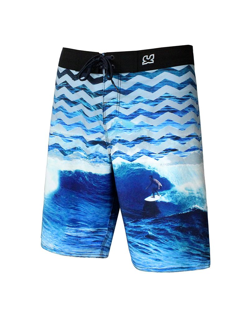 WAXX MEN SURFSHORT - Ocean