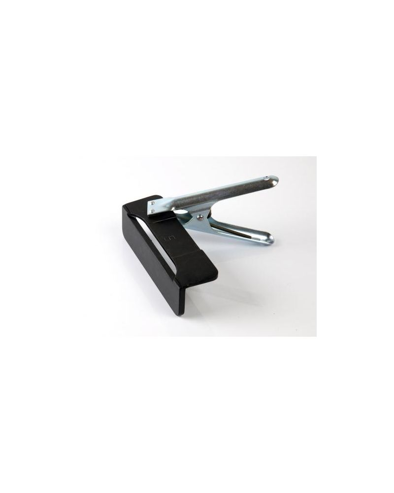 SNOLI FIle Holder With Clamp - 85* Black (403/R/85)