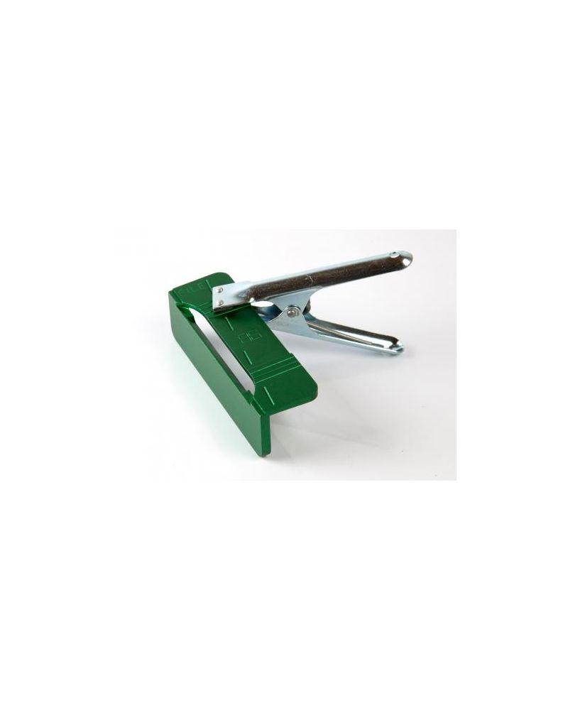Tyrol File Holder With Clamp - 86* Green (403/R/86)