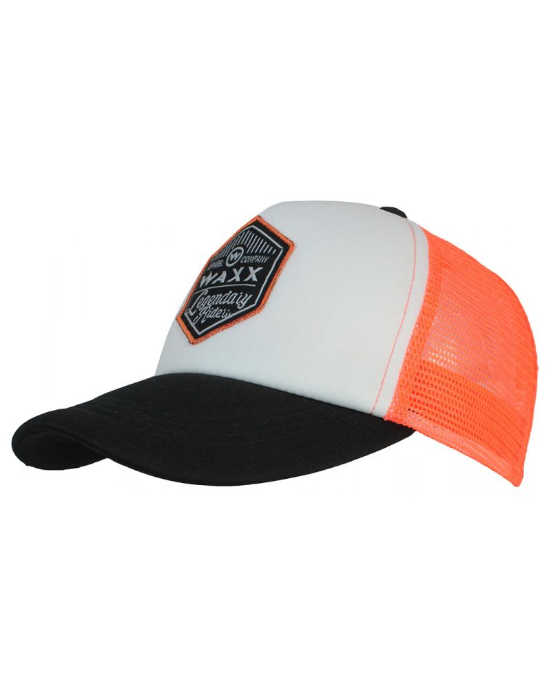 CAPS  FLUO CORAL