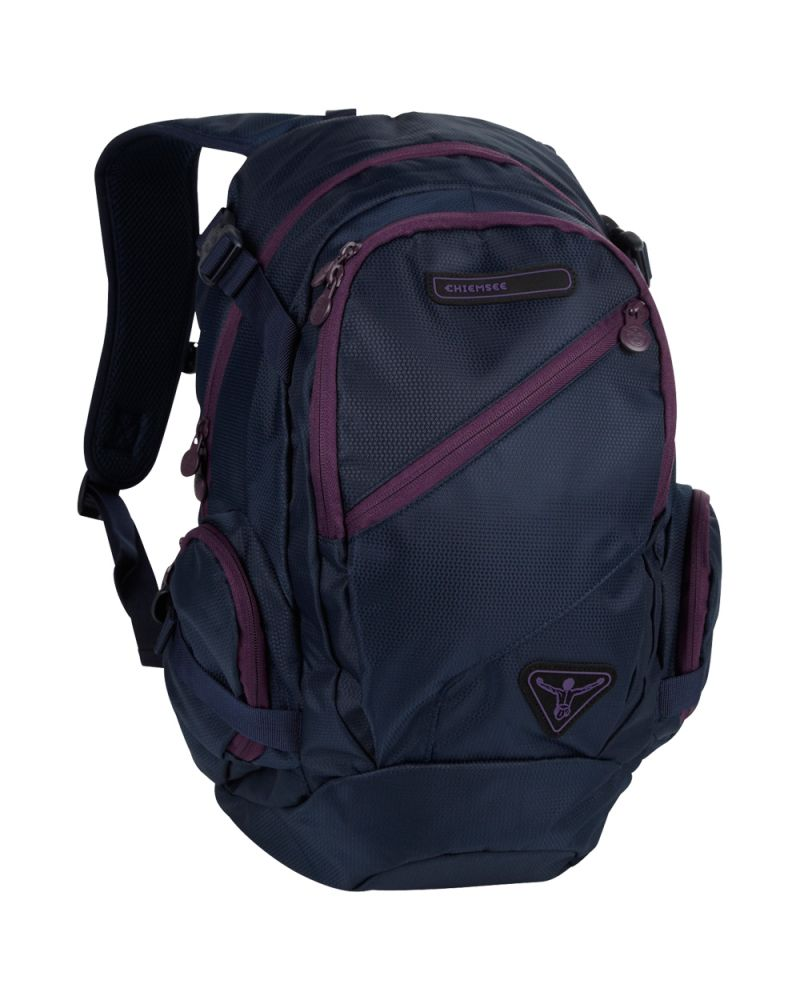 TECHPACK SOLID - Black Iris