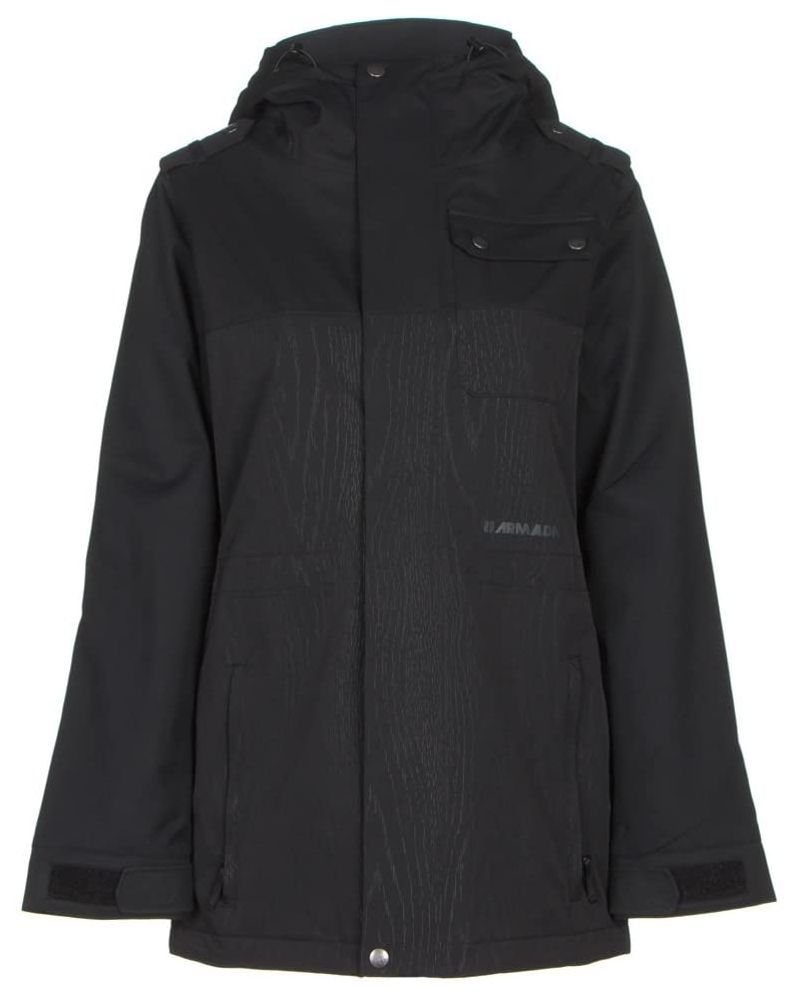 Ws Abbey Insulated Jacket	BLACK