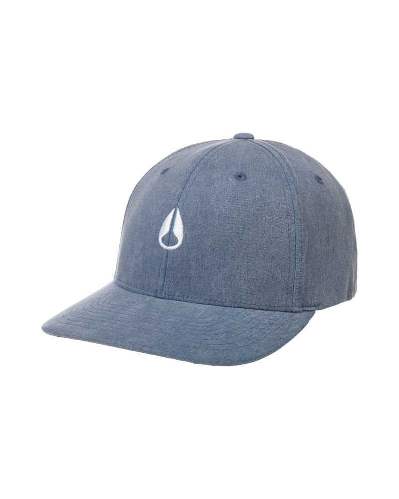 Wings Strapback Hat Navy