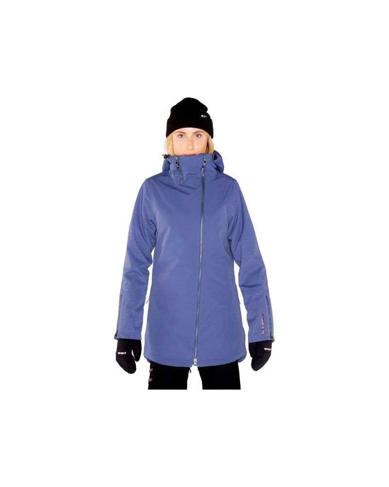 Helena Insulated Jacket VAPOR