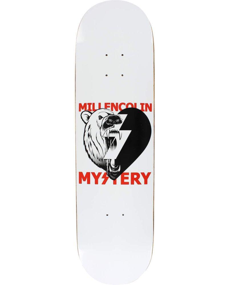 8 Mystery x Millencolin White