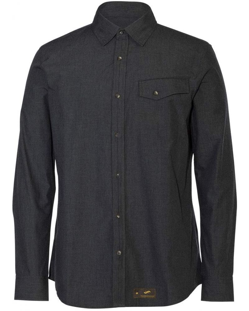 Providence Woven Shirt - Black