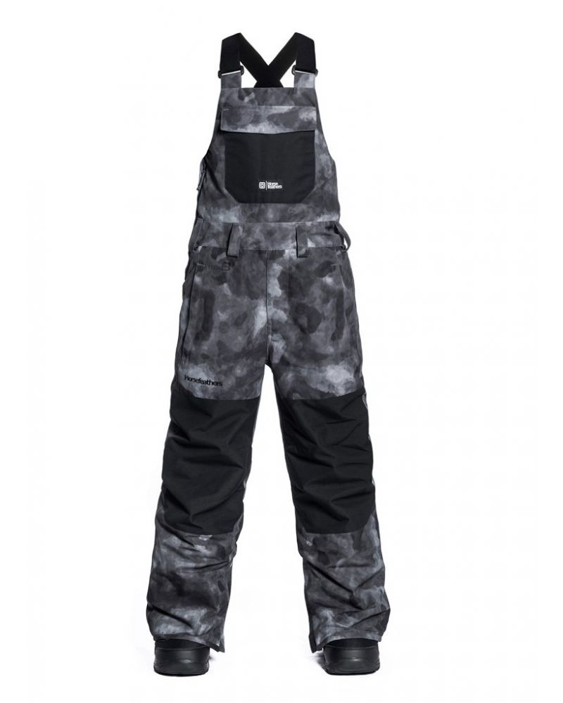 MEDLER PANTS gray camo