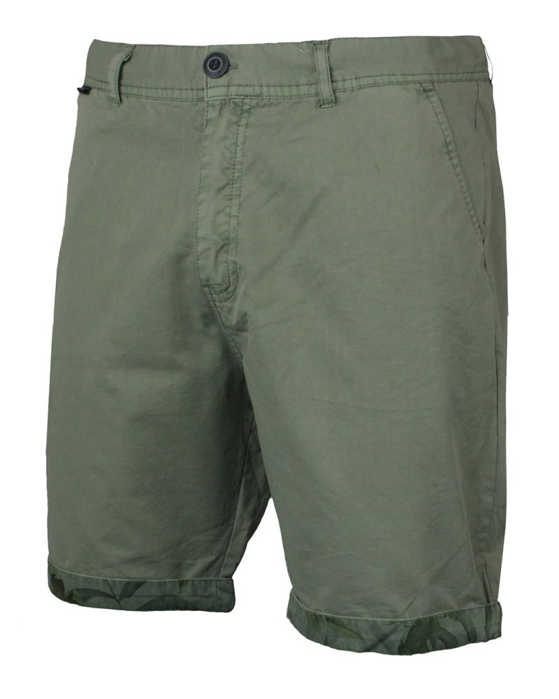 WAXX MEN SHORT PANTS CURB - Khaki