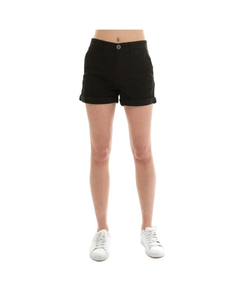 W's Short Chino - Black
