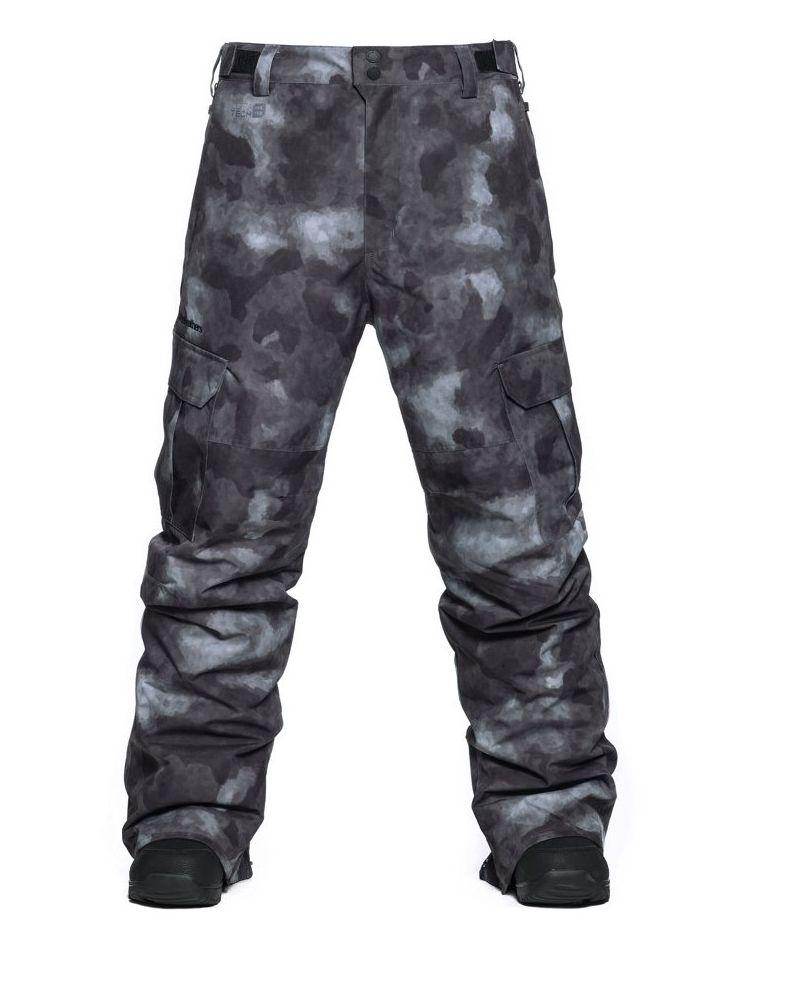 HOWEL 15 PANTS gray camo