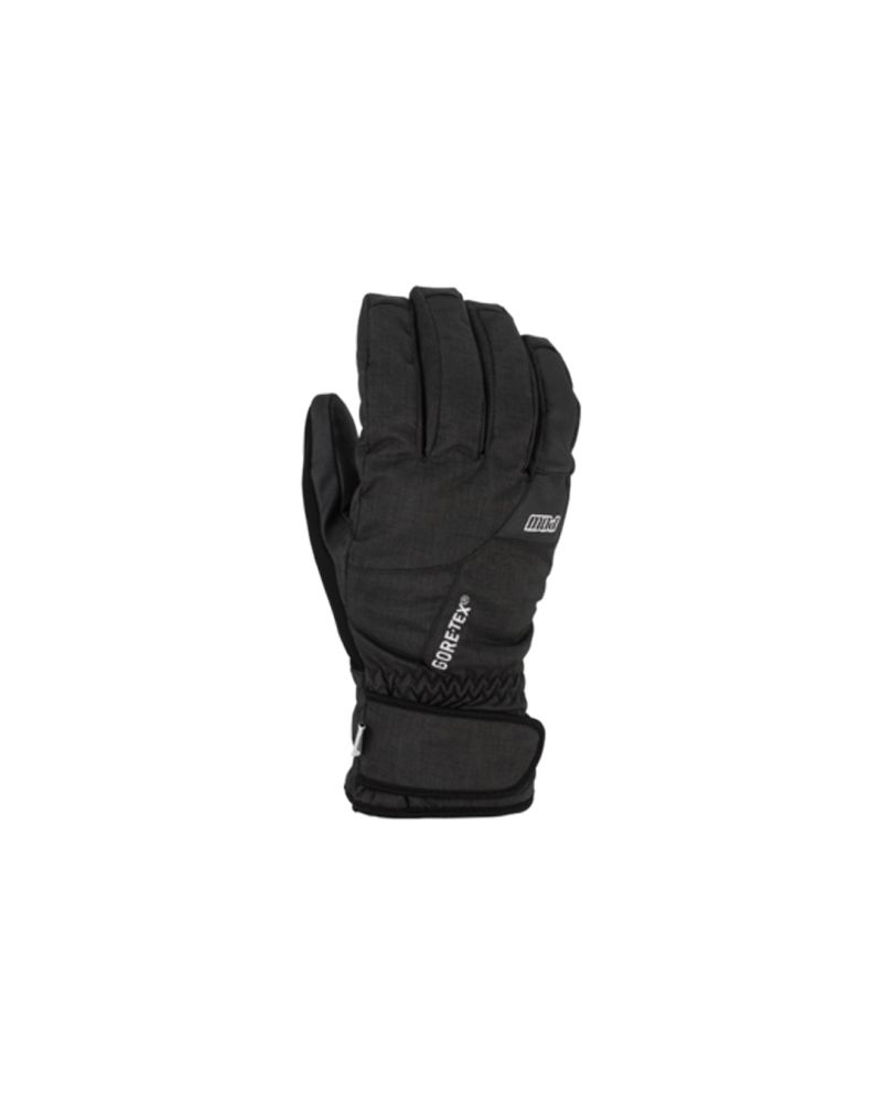 WARNER GTX SHORT GLOVE - BLACK