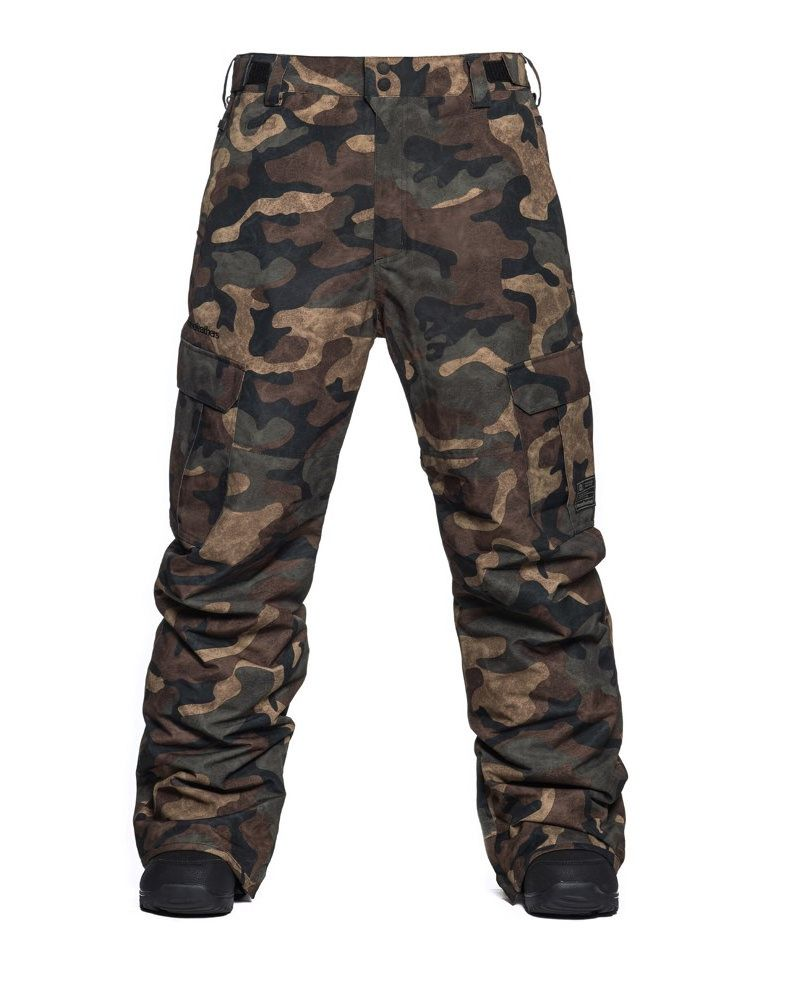 HOWEL 10 PANTS woodland