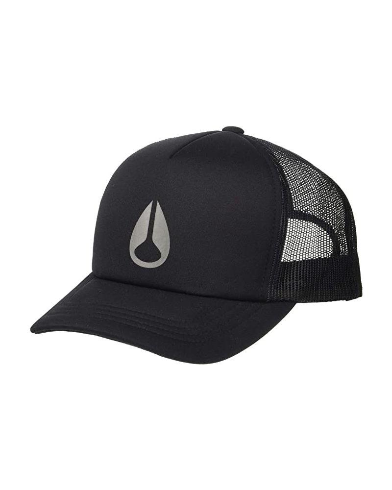 Byron Foam Trucker hat Black / Charcoal