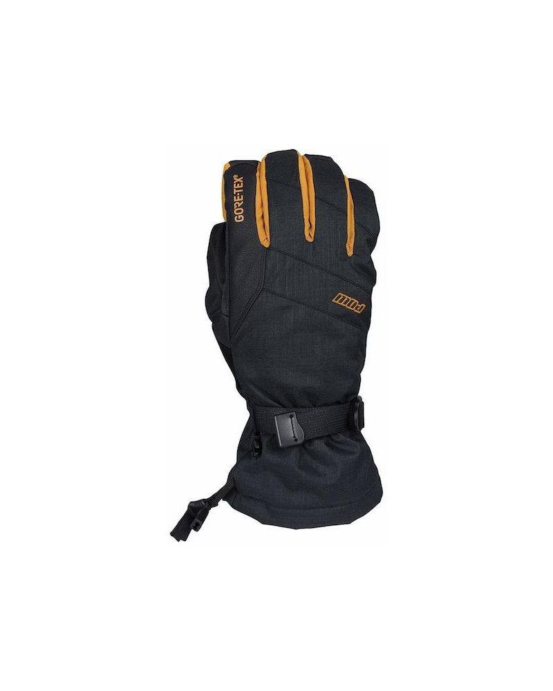 Warner GTX Long Glove Tabacco