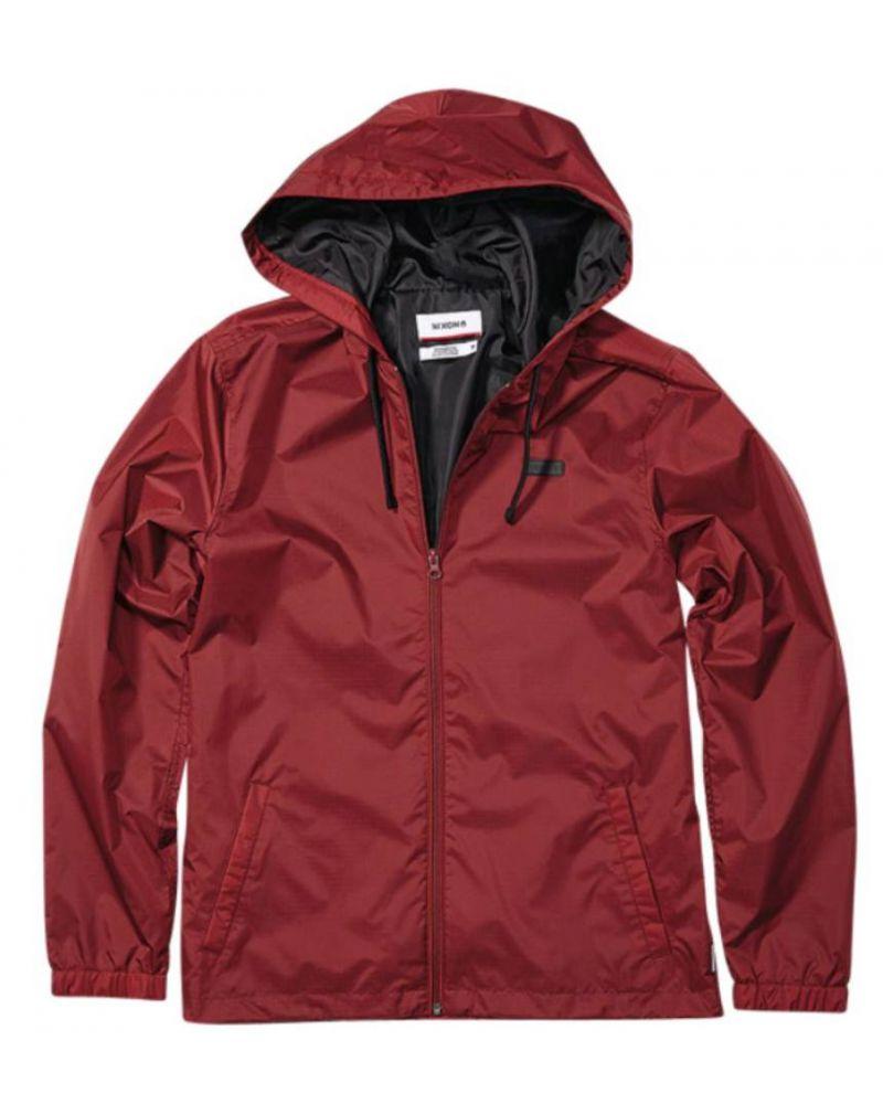 Arden II Jacket Cabernet