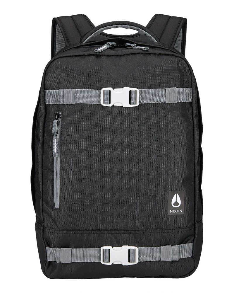 Del Mar Backpack II - Black/White 21L